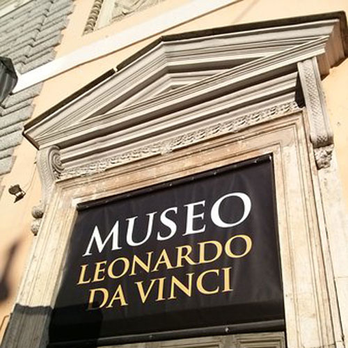 Museo Leonardo Da Vinci Firenze.Art Events Roma Pass